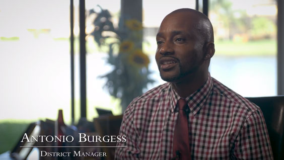 Equis Financial Success Story - Antonio Burgess