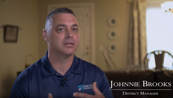 Equis Financial Success Story - Johnnie Brooks