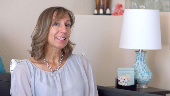 Cornelia Steinberg - Living Benefits Testimonial