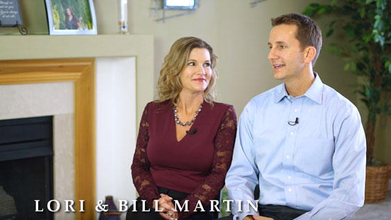 Welcoming Bill & Lori Martin to Equis Financial!
