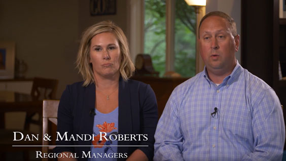 Equis Financial Success Story - Dan & Mandi Roberts