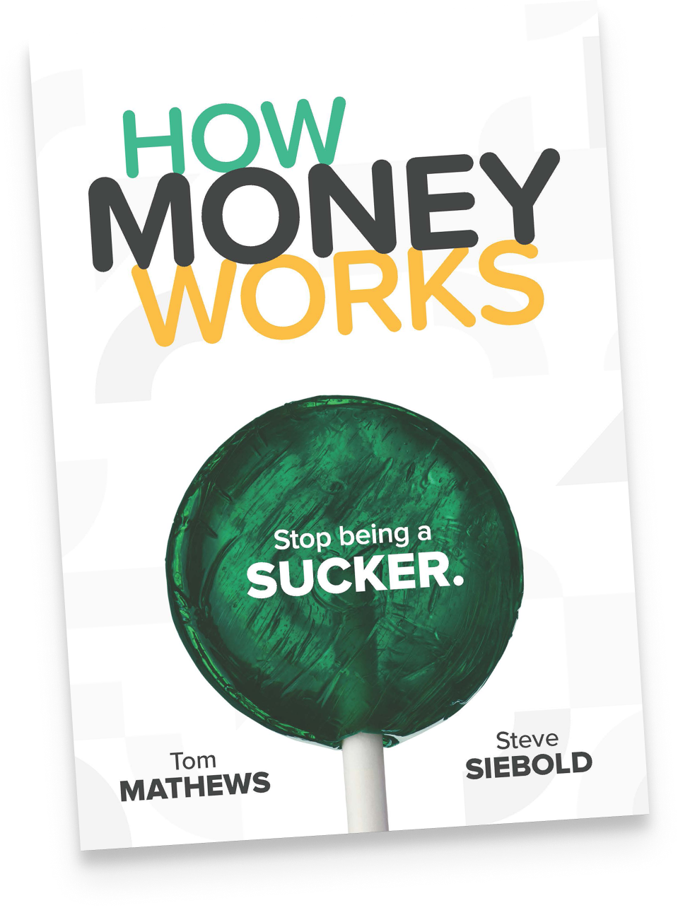 How Money Works book cover